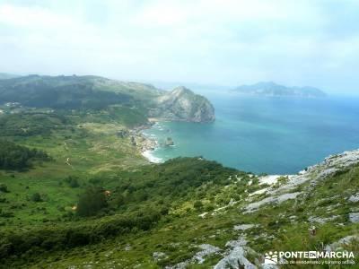 Santoña,Monte Buciero-Laredo; viajes con amigos turismo naturaleza españa botas montaña madrid